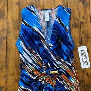 Ladies Multicolor Dress Size Small